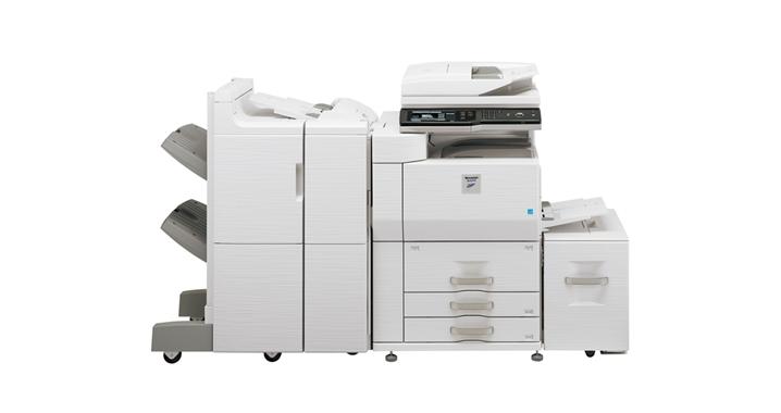 Sharp MX-M623N Monochrome Copier