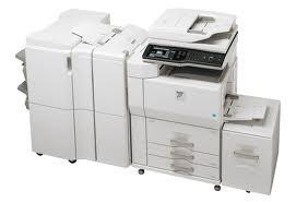 Sharp MX-M753 Monochrome All-In-One Copier