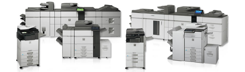 Fort Worth Copiers by Sharp