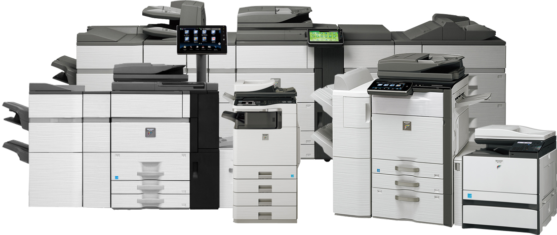 Konica Minolta Kyocera copiers in Dallas