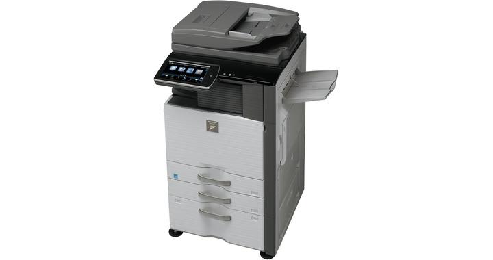 Sharp office copier