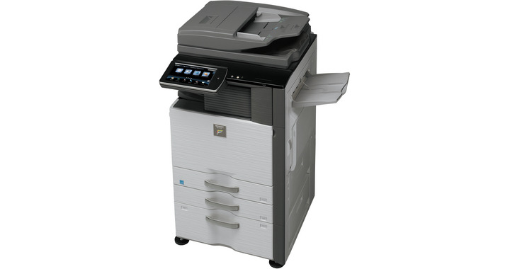 Sharp office copier
