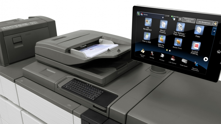 sharp MFP sales