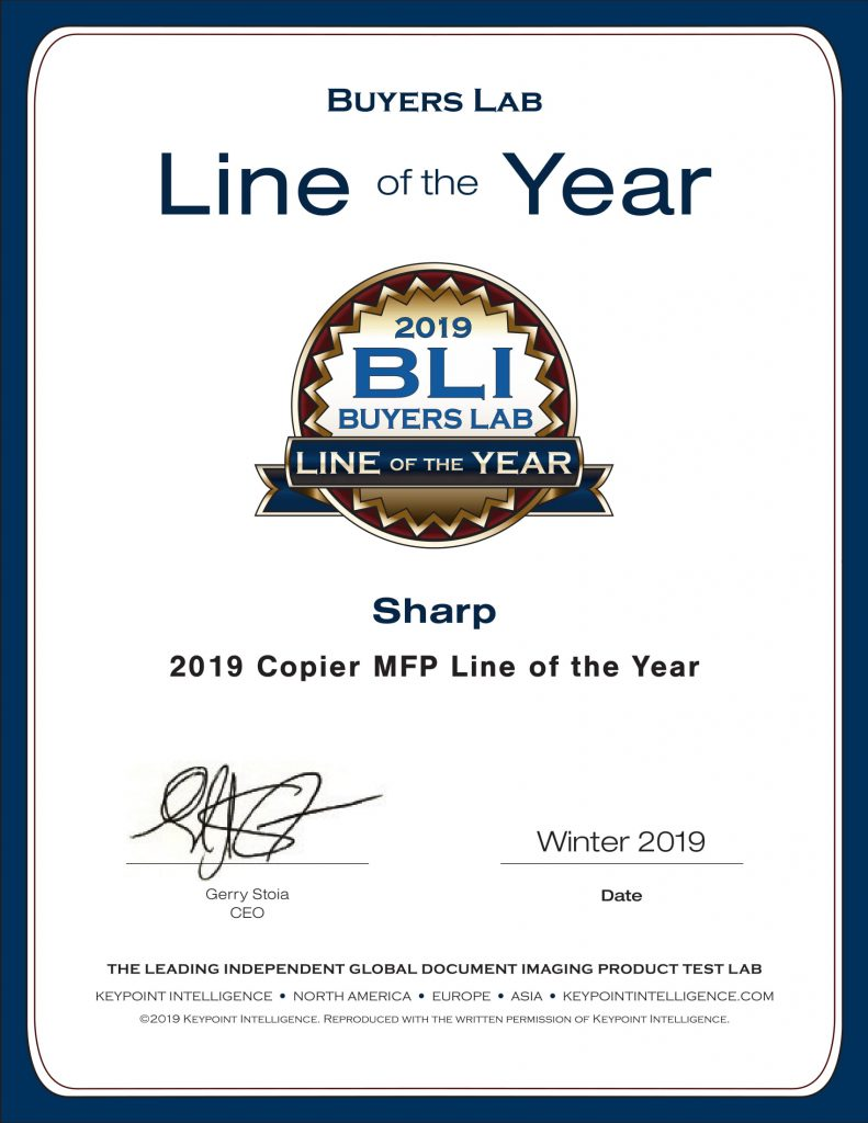2019-BLI-Line-of-the-Year-Award-Certificate-1