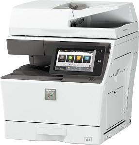Sharp desktop printer