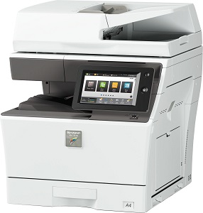 Sharp desktop printer